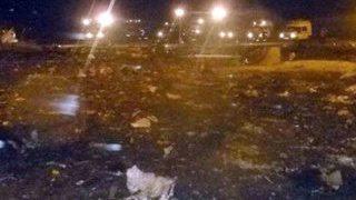 Тишковец: основная проблема в аэропорту Ростова-на-Дону - ветер(О погодных условиях в аэропорту Ростова-на-Дону, где разбился