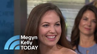 Former NFL Cheerleader Cries Foul About Alleged Religious Discrimination | Megyn Kelly TODAY