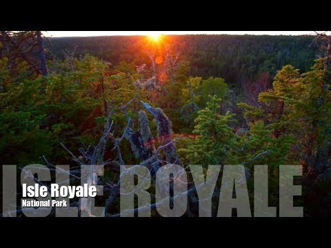 Isle Royale Adventure