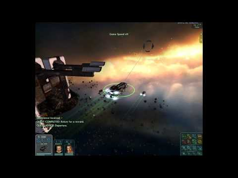 Star Wolves (2005) - Playthough Mission 1+2 1080p by Gaming Hoplite |