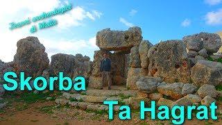I templi megalitici di Skorba e Ta Hagrat - Tesori archeologici di Malta