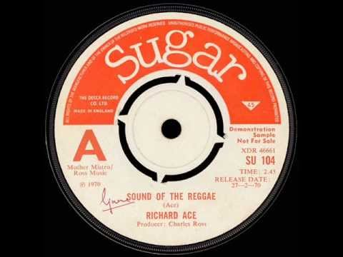 RICHARD ACE - Sound Of The Reggae