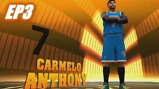 MELO NEEDS A BOUNCE BACK GAME - NBA 2K13 CREATE A LEGEND EP3