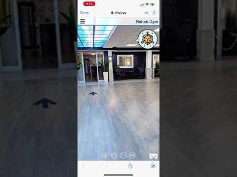 360°Virtual Tour and 3D CareView™ of Massapequa Center Rehab & Nursing Facility by Virtualtech