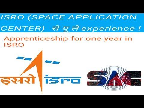 Apprenticeship In ISRO For B.Tech / Diploma / ITI   !