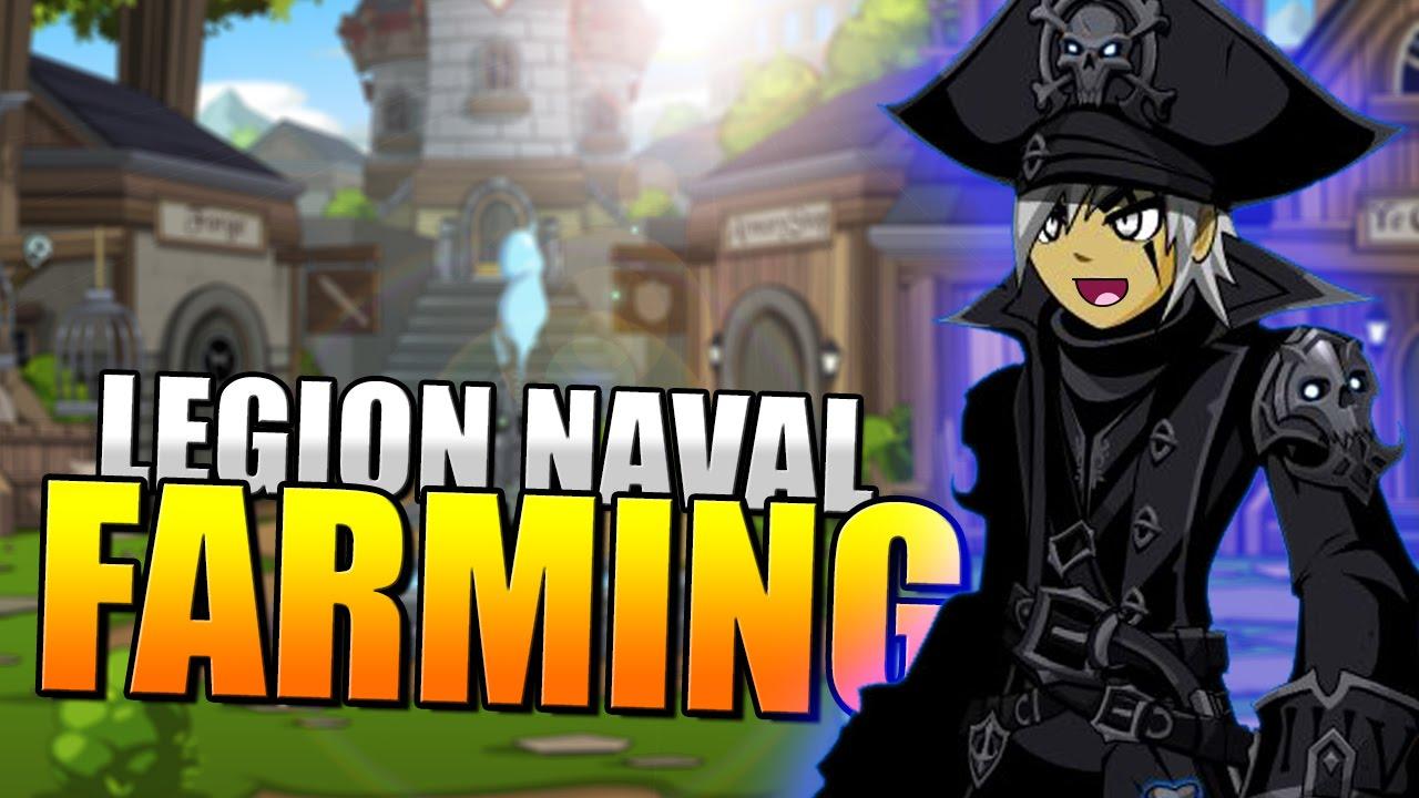 aqw legion naval commander