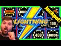 AS IT HAPPENS! LIGHTNING LINK JACKPOT HAND PAY in Kansas City W/ SDGuy1234