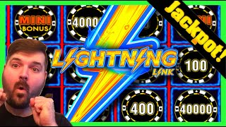 Download AS IT HAPPENS! LIGHTNING LINK JACKPOT HAND PAY in Kansas City W/ SDGuy1234 Mp3 and Videos