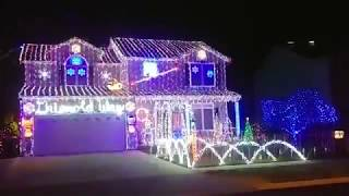 2017 Believer by Imagine Dragons Griswold Way Lights Christmas Lights.