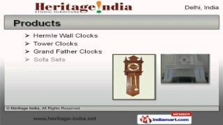 Antique Wooden Furniture By Heritage India, New Delhi