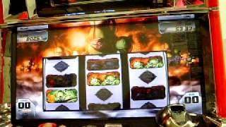 サミー 『装甲騎兵ボトムズ』 3/27販売 筐体上部のリール&特大液晶画面で繰り広げられるロボット同士の戦いは見物! 蒼天の拳に似たARTシ...