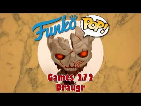 Funko Pop Jeux GOD OF WAR draugr