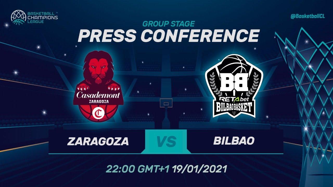 Casademont Zaragoza v Pszczólka Start Lublin - PC