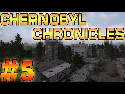 Прохождение S.T.A.L.K.E.R.CHERNOBYL CHRONICLES/ХРОНИКИ ЧЕРНОБЫЛЯ #5. Путь в Припять