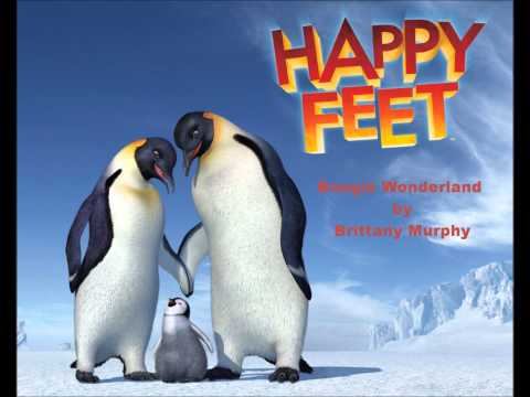 Boogie Wonderland by Brittany Murphy from Happy Feet (HD) (HQ Audio)