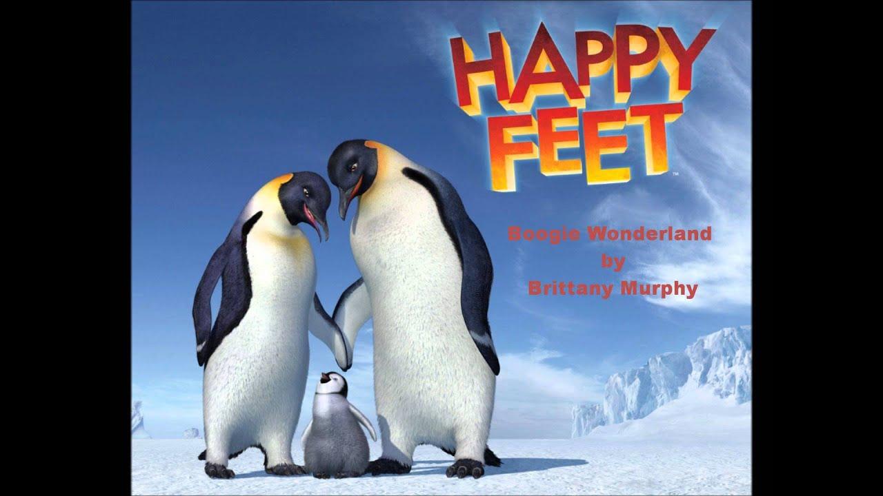 boogie wonderlandbrittany murphy from happy feet (hd) (hq audio