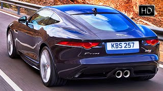 2016 Jaguar F-type Coupe and Convertible AWD Test Drive Trailer HD
