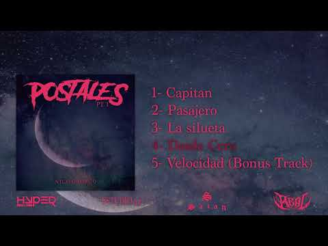 POSTALES EP parte 1 #PSTLS // Nico Orozco