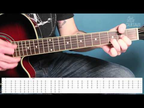 Learn How To Play Jingle Bell Rock by Bobby Helms on Guitar (Lesson Video)