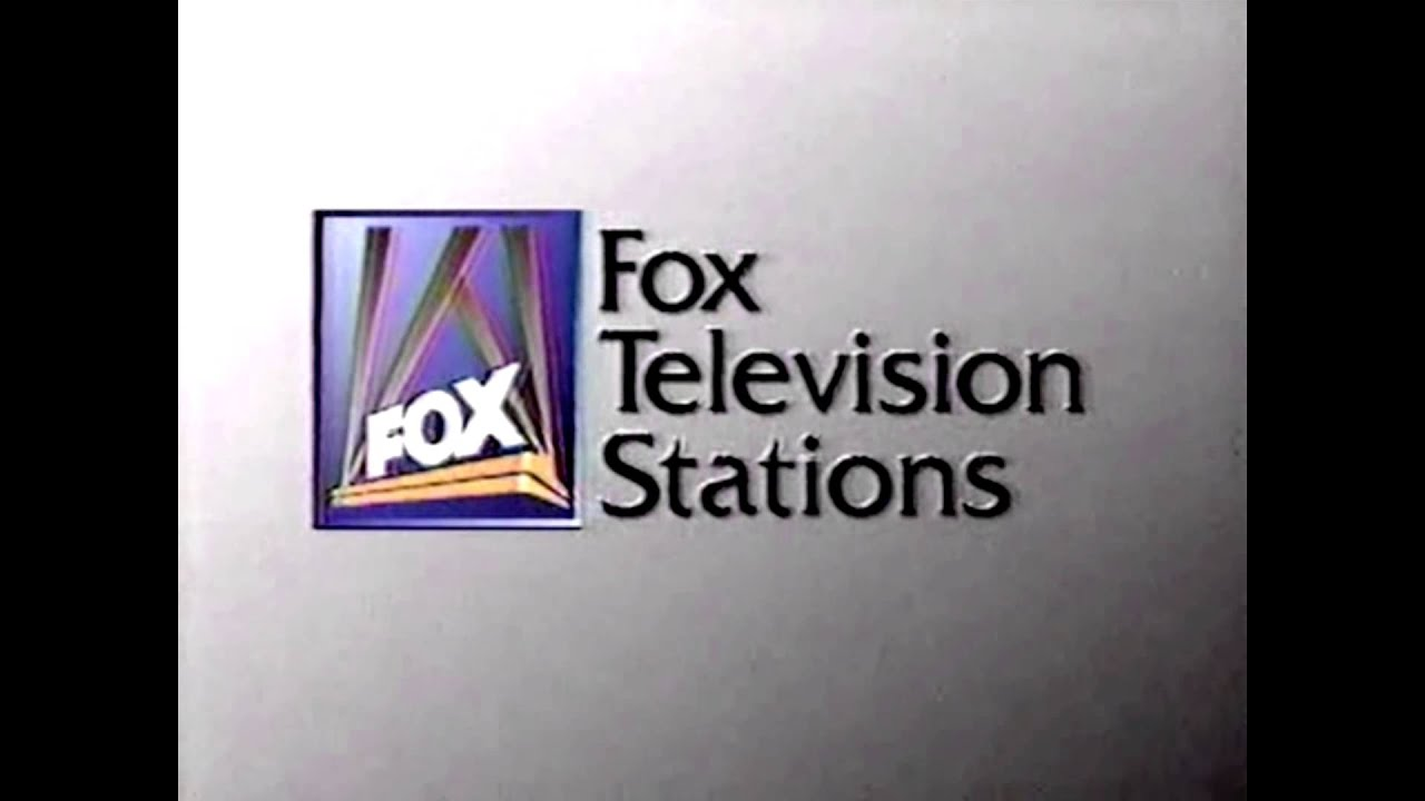 Fox Television Stations 1988 60fps Youtube