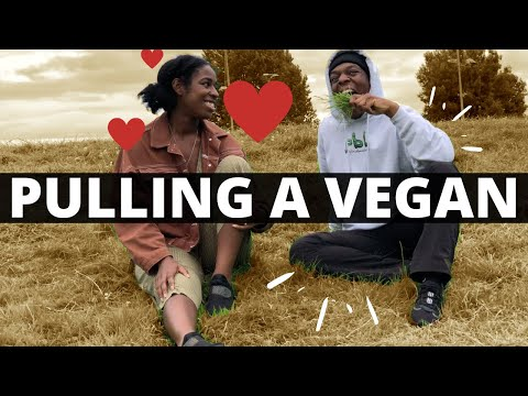 PULLING A VEGAN 😅 from YouTube · Duration:  2 minutes 14 seconds