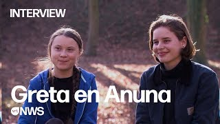 Interview Greta Thunberg & Anuna De Wever: