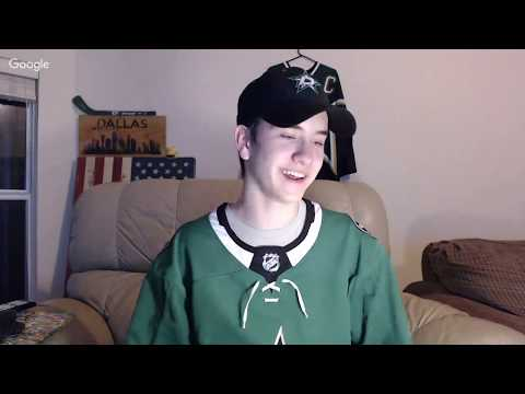 DALLAS STARS vs MINNESOTA WILD LIVE GAME Reaction!