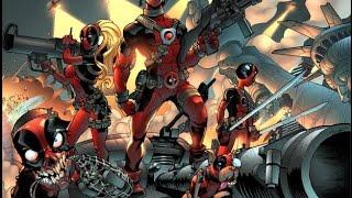 Top 7 Bản Sao Quái Dị Nhất của Deadpool trong các Vũ Trụ Song Song Marvel || Khám Phá Kỳ Lạ