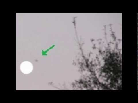 Sandusky UFO Maybe Asteroid From Behind The Moon Very Fast And Weird 11 9 2011
