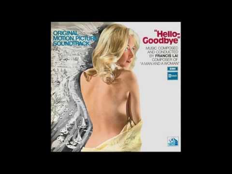 hello-goodbye (1970) OST FULL ALBUM Francis Lai