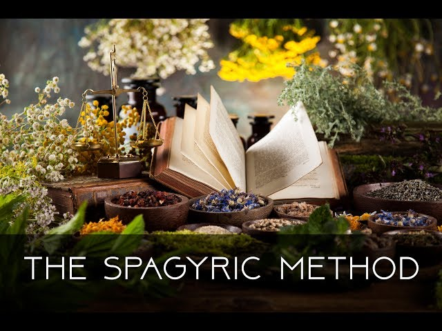 Hemp Oil & The Spagyric Method (English)