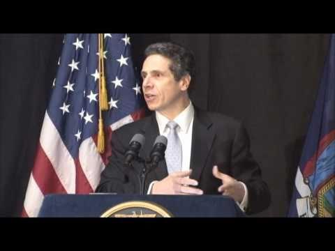 Governor Andrew Cuomo Speech