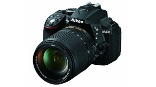 D5300 Overview Training Tutorial