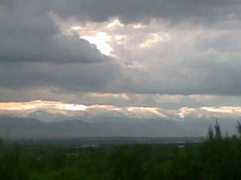 Cloudy. Brule: Star People
