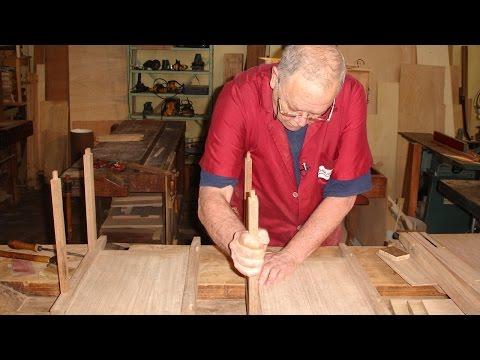 Curso Como Montar e Operar uma Pequena Fábrica de Móveis - Montagem de Uma Cadeira