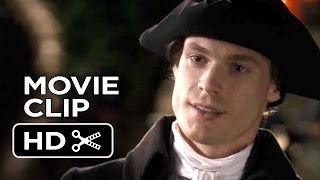 belle movie clip belle talks with mr davinier 2014 sam reid movie hd