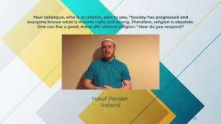 Yusuf Pender | Face2Face Series 3 | Semi Final 1