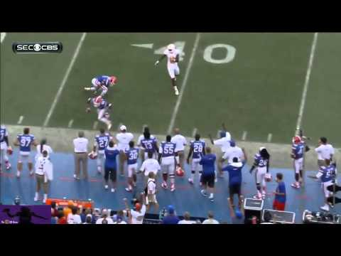 Justin Worley vs. Florida (2013)