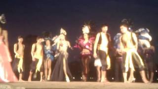 Тайское шоу