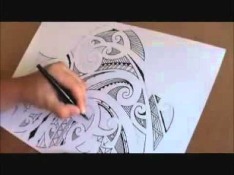 691438c20b2b0 Maori inspired tattoo designs and tribal tattoos images: August 2009