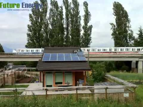 Future Energy - Solar Thermal, PV, Wind Energy Solutions.