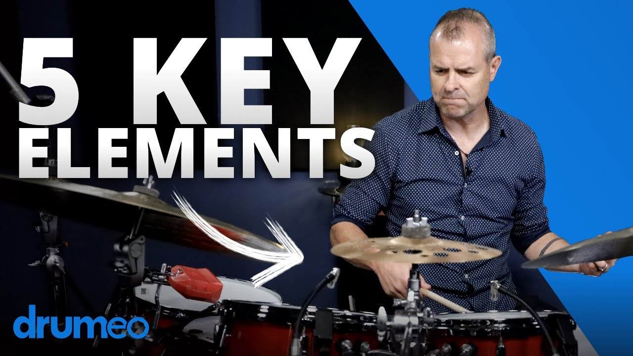 All great drum solos use these FIVE things.