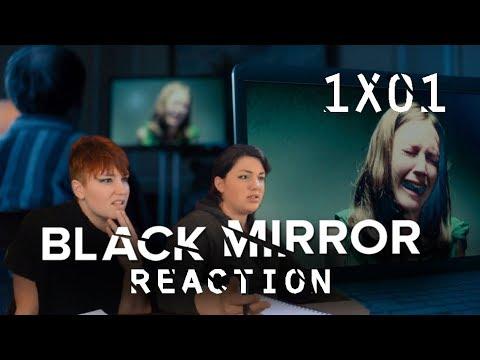 Black Mirror 1X01 THE NATIONAL ANTHEM reaction!!
