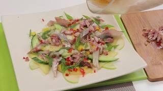 Картофельный салат по-цеблицки