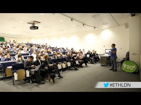 Nick Johnson - Ethereum ENS - The Ethereum Name Service - Ethereum London