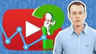 Почему подписчики не смотрят видео? Как увеличить просмотры на YouTube?