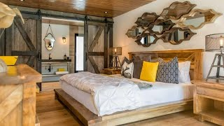 4 jaw-dropping rustic home transformations by Colin + Justin
