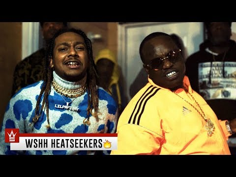 "Lil Papi Jay Feat. Peewee Longway ""Holy Water"" (WSHH Heatseekers - Official Music Video)"