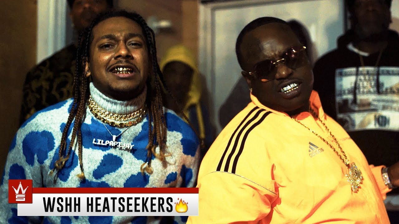 "Lil Papi Jay Feat. Peewee Longway ""Holy Water"" (Official Music Video)"