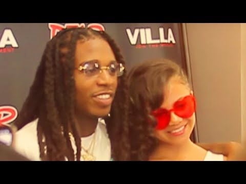 """Brooklyn Queen """"My meet up with Jacquees"""""""